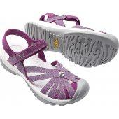 KEEN Rose Sandal W dark purple/purple sage +DÁREK dle VÝBĚRU a DOPRAVA ZDARMA!!!