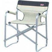 Coleman Deck Chair světlá khaki + DÁREK dle VÝBĚRU!