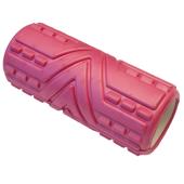 YATE masážní válec 33 x 14 cm - růžový