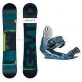 set Gravity Adventure 17/18 + vázání Gravity G1 blue + DÁREK dle VÝBĚRU