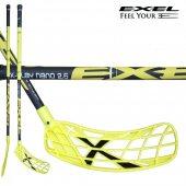 Exel X-Play Nano Black/Yellow 2.6 kulatá 12/13 + DÁREK ZDARMA!