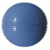 Insportline gymnastický a masážní míč 75 cm