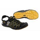 KEEN Kuta M black/ceylon yellow + DÁREK dle VÝBĚRU!!