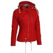 WOOX Drizzle Jacket Ladies´ Red +DÁREK DLE VÝBĚRU!!!