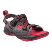 KEEN Rock Iguana Jr magnet/racing red +DÁREK dle VÝBĚRU!!!