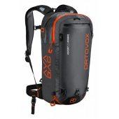 Ortovox Ascent 22 Avabag black anthracite +DÁREK dle VÝBĚRU !!!