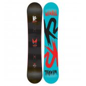 K2 Vandal Wide 16/17+ vázání K2 Vandal black