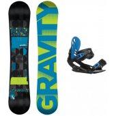 set Gravity Adventure 16/17 + vázání Gravity G1 + DÁREK dle VÝBĚRU