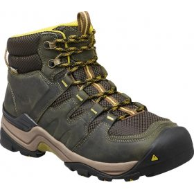 KEEN GYPSUM II MID WP M forest night/warm olive