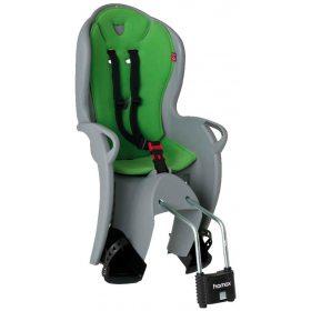 HAMAX Kiss šedá/zelená