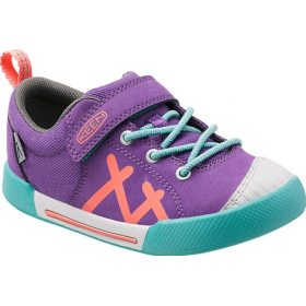 KEEN Encanto Sneaker K purple heart/fusion coral