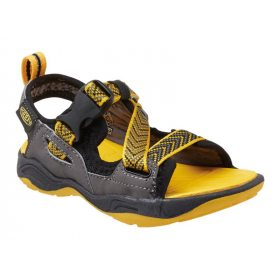 KEEN Rock Iguana K black/yellow