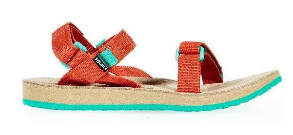 3a2e085a9cec Dámské sandály oblíbené díky použitým přírodním materiálům a nestárnoucímu  vzhledu.
