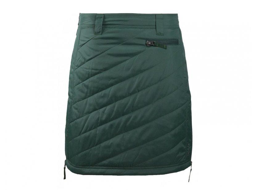 0b147358c49a Prošívaná zateplená zimní sukně SKHOOP Sandy nad kolena bude Vaší  nejoblíbenější bundou pro nohy a zadeček. Snadno se nosí přes jakékoliv  kalhoty.
