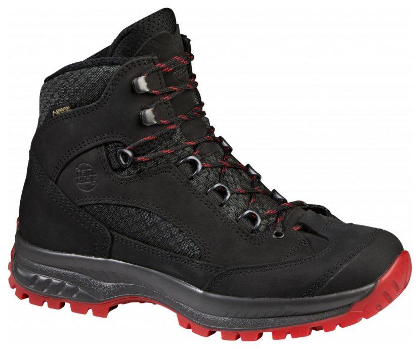 Lehká a velmi pohodlná pánská obuv s GORE-TEX® membránou od firmy Hanwag  pro lehký hiking a výlety během teplých měsíců. Lehký svrchní materiál v  kombinaci ... bdd06c0f3a