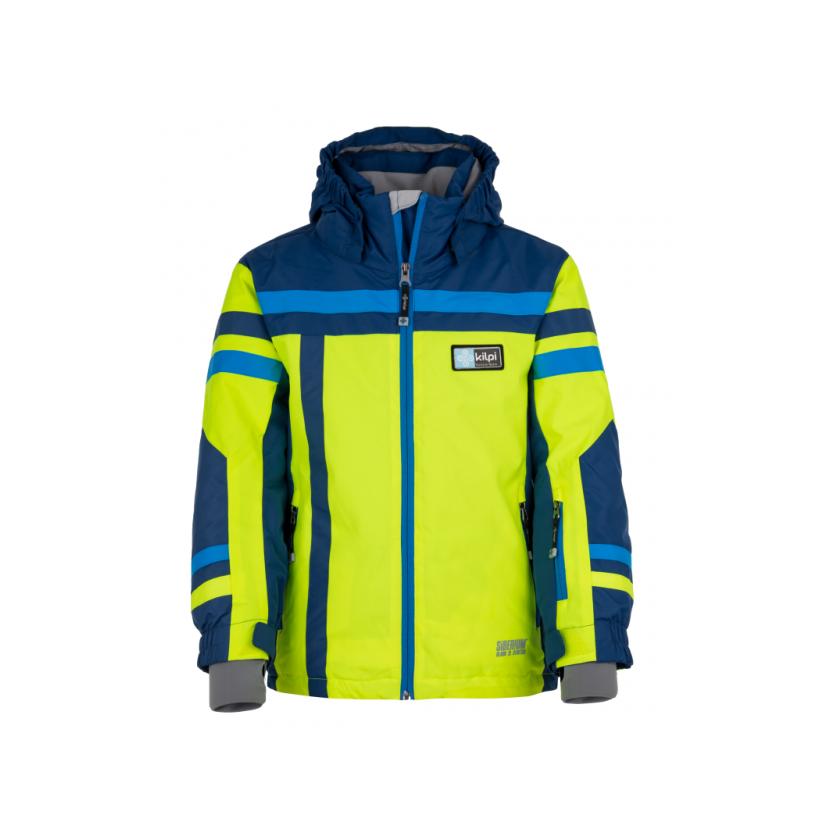 Chlapecká lyžařská bunda KILPI TITAN-JB bd9d46ecde