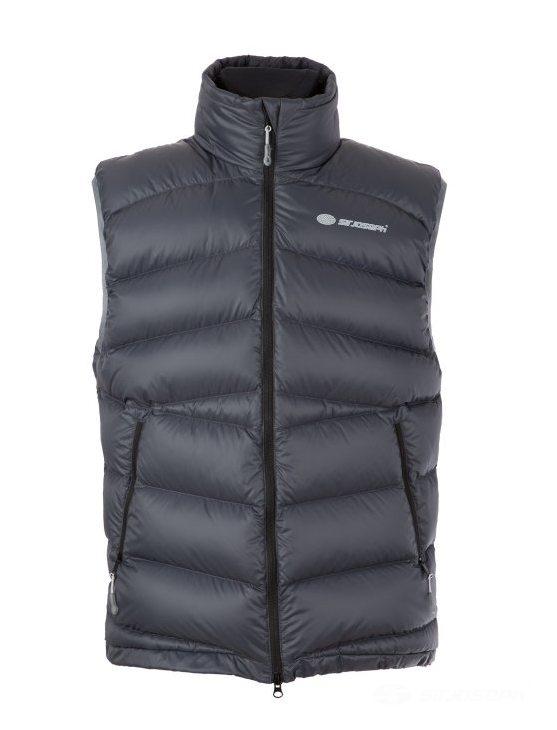 Nová pánská péřová vesta určená pro zimní sporty i každodenní nošení ve  městě představuje nástupce úspěšného a lety prověřeného modelu Kamet Man. ec036a3e79