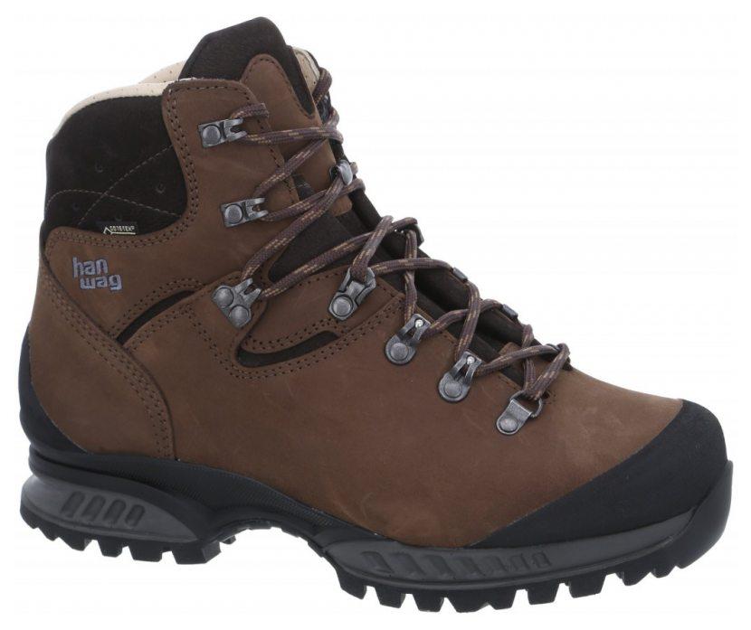 Pohodlná treková bota Tatra II Wide GTX se zdokonalenými detaily a  odpovídající širší přední část chodidla. K dispozici s kůží nebo GORE-TEX. 4ca86ce023