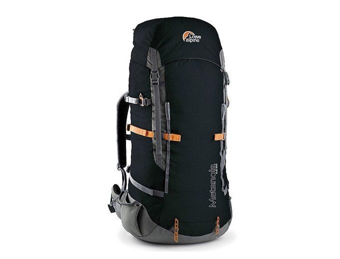 Expediční jednokomorový batoh Lowe Alpine Metanoia 65 80 do extrémních  podmínek a pro dlouhé pobyty ve stěně. cce7b4266c5