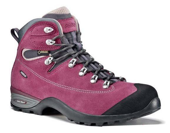 Dámské stylové celokožené boty Asolo TACOMA GV redbud dámská pro lehký trek  a turistiku. 576882dcd6