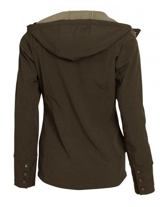c1cc17ba0d8c WOOX Spectacular Ladies Softshell brown