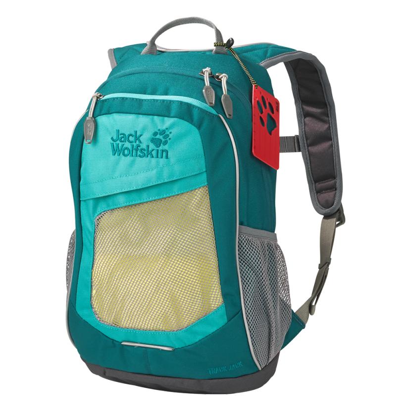 ed4eee8816 Sportovní batůžek od firmy Jack Wolfskin pro malé výletníky.