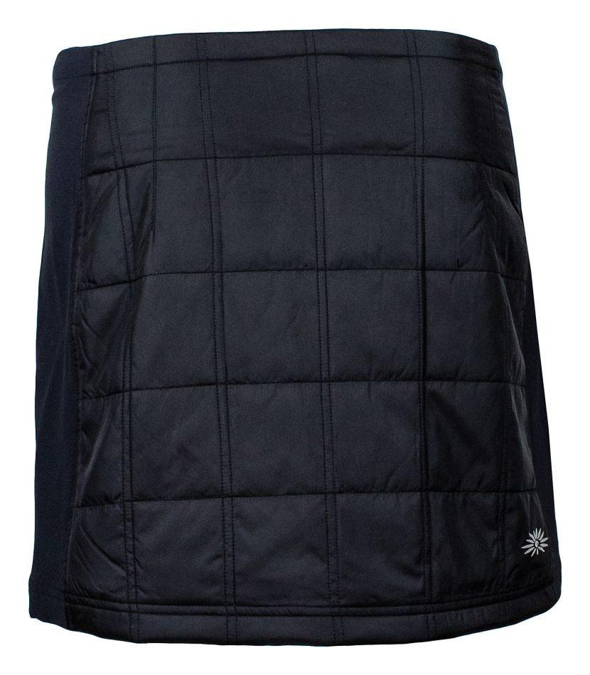 82304589796 SKHOOP zimní sukně SVEA černá